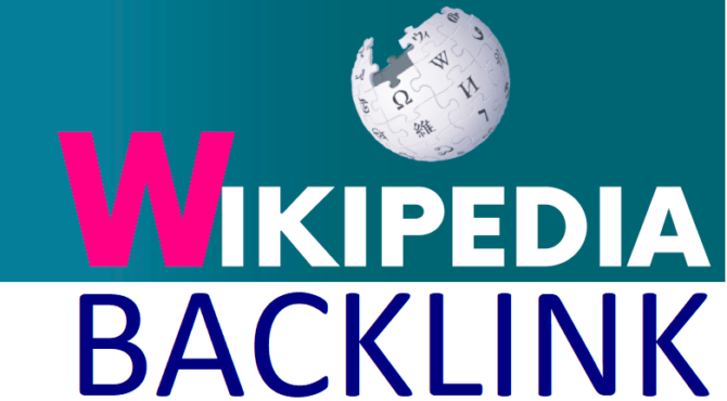 Create High Authority Wikipedia Backlinks for Your Website
